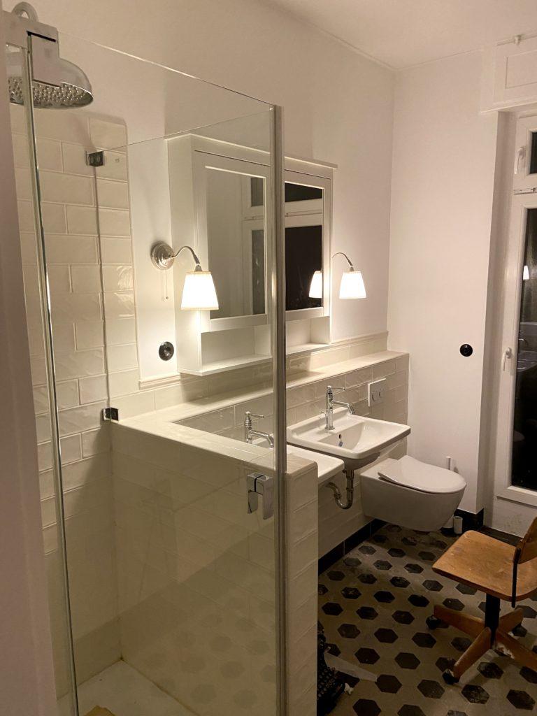 Umgebautes Badezimmer durch Armin Dlugosch, Sanitärmeister aus Herne