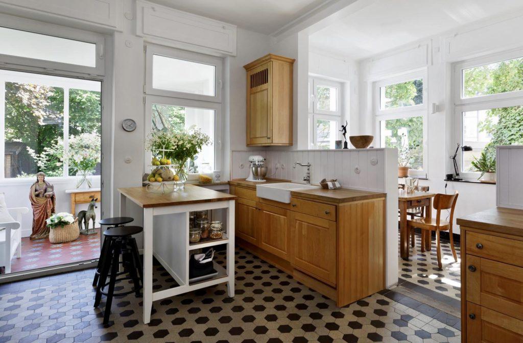 Küche Stadtvilla