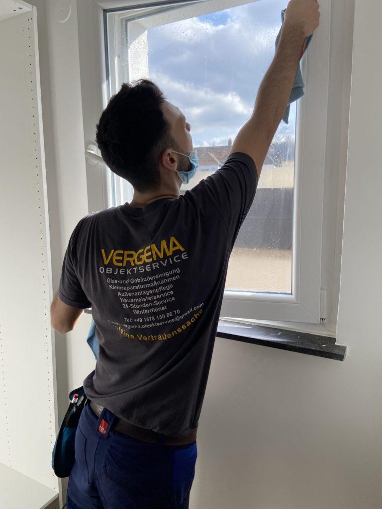 Vergema Fensterputzer und Objektservice aus Herne
