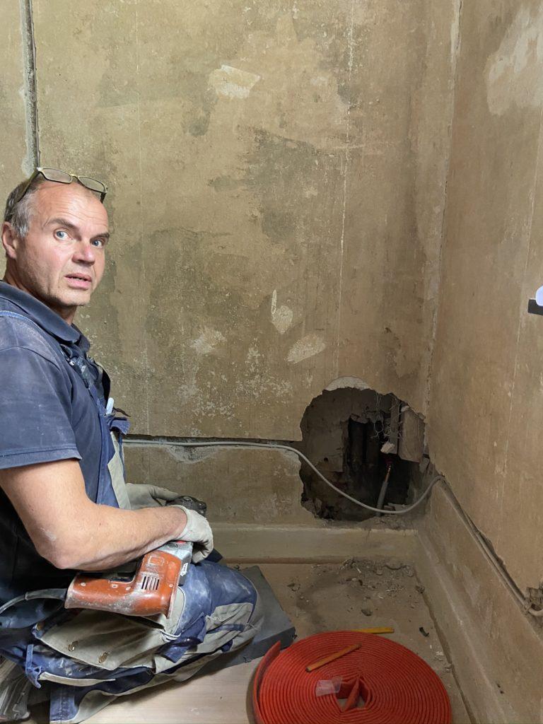 Armin Dlugosch, Sanitärmeister aus Herne